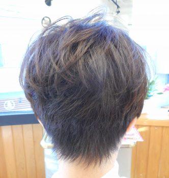 ハリ・コシ、細毛のお悩み解消「ショートレイヤー」2