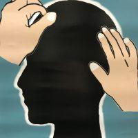 頭部リンパほぐしイメージ