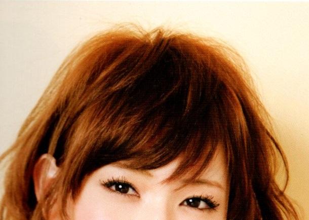 大人女性の前髪