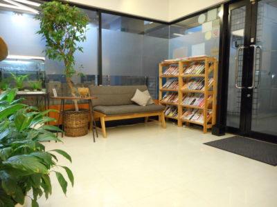 世田谷区「梅ヶ丘」の美容室 J-walk (ジェイウォーク)店内